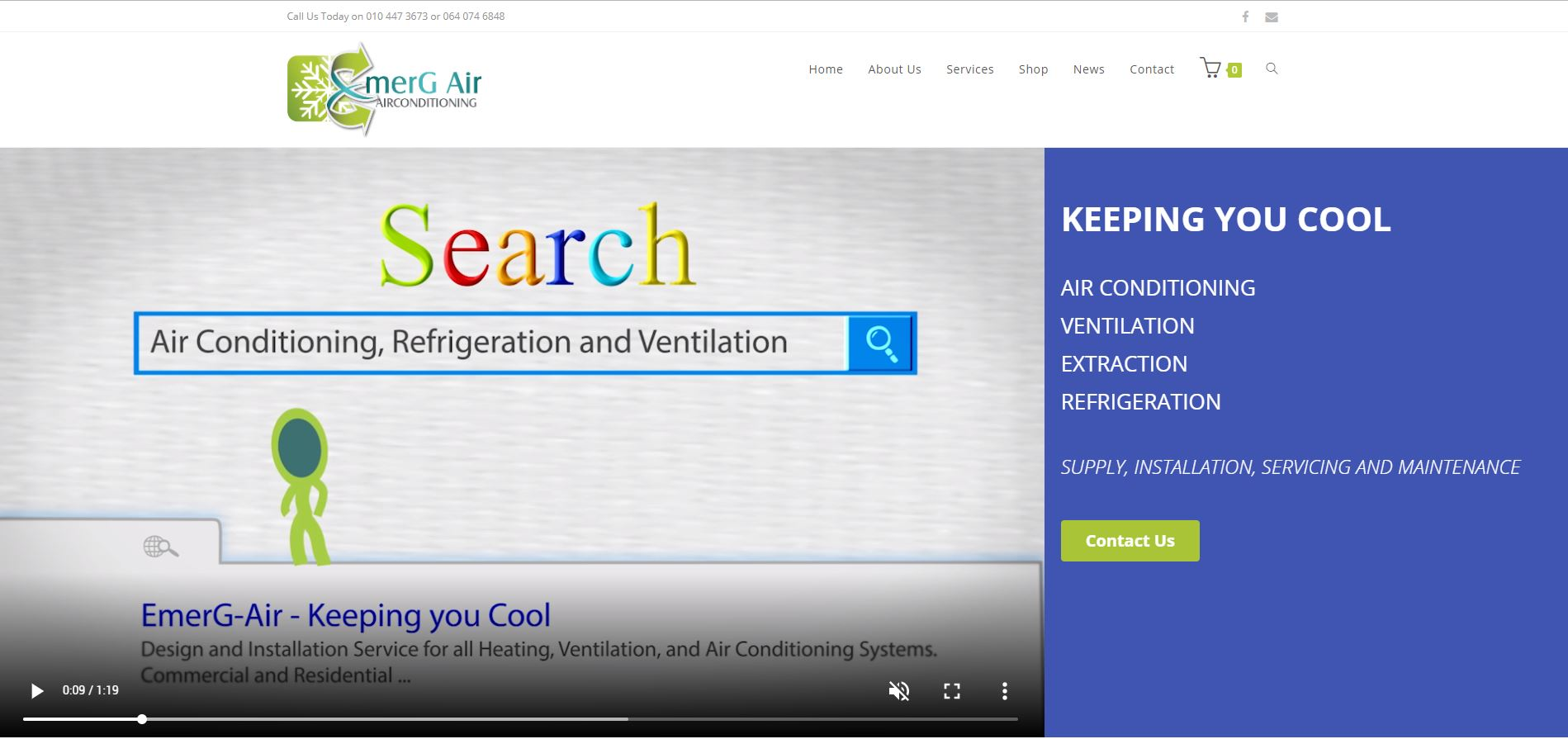 EmerG Air has a new website.